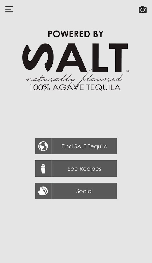 SALT Tequila- screenshot