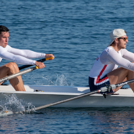 World Rowing Championship  by Keith Sutherland - Sports & Fitness Watersports ( 2018 world rowing costal championships )