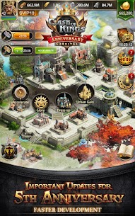 Clash of Kings MOD APK (Unlimited Money) V5.29.0 for Android 5
