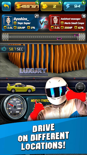 How To Sell Cars In Drag Racing Android Game