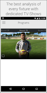 LaLiga TV – Official Football- screenshot thumbnail