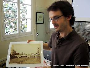 Photo: Presentación del documento 1, después de dos rondas de talleres: fotografía antigua de Girona
