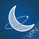 LunaVPN Free VPN Proxy - Protect & Unblock & Speed icon