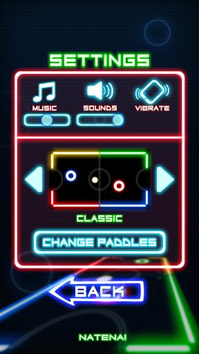 Glow Hockey 1.3.9 Screenshots 17