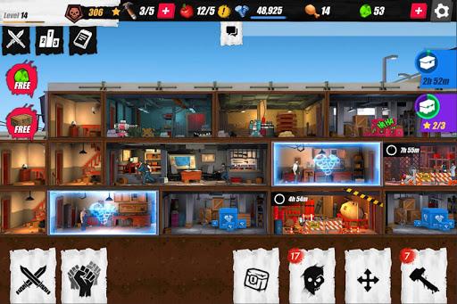 Zombie Faction - Battle Games for a New World  screenshots 14