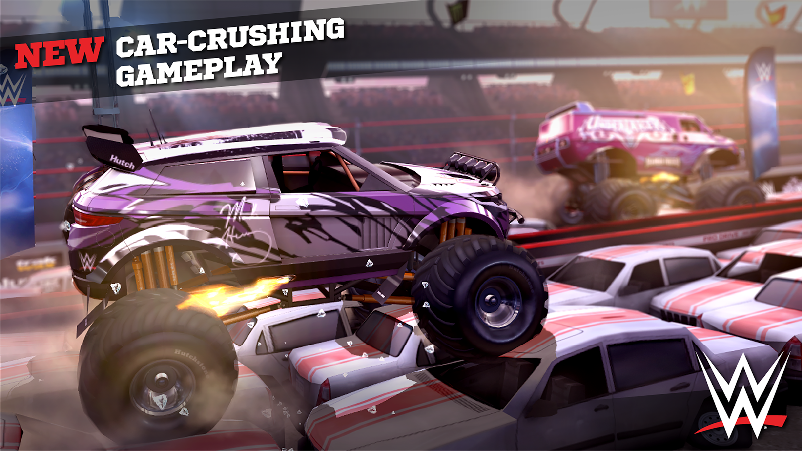 Screenshots of MMX Racing for iPhone