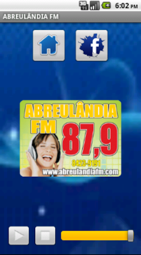 Rádio Abreulândia FM - 87 9
