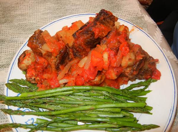 Connie's Savory Short Ribs Recipe