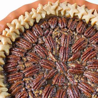 Maple Pecan Pie.