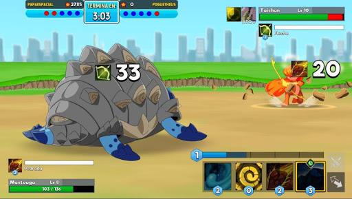 Télécharger Monster Masters  APK MOD (Astuce) screenshots 1