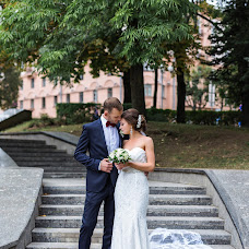 Wedding photographer Yulya Shumilova-Yurova (yurovaphoto). Photo of 06.01.2018