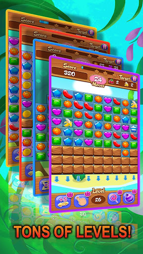 Jelly Pop Mania Addicting Game