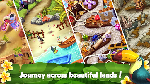 Mahjong World Adventure - The Treasure Trails apkmr screenshots 10