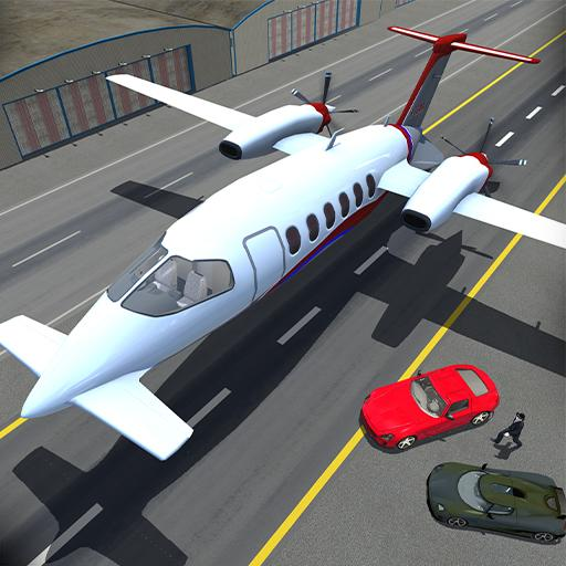 Tycoon Airplane Transport Game – Airport City Sim