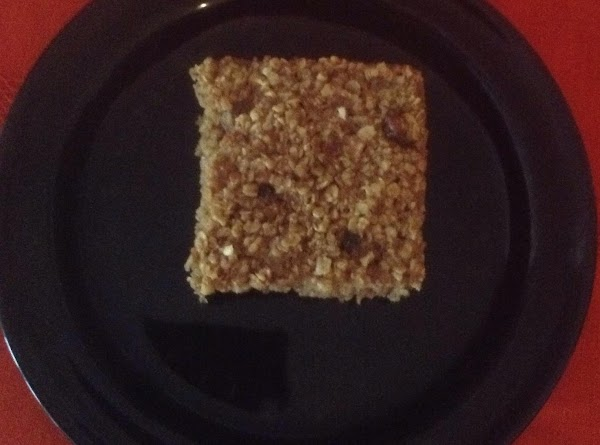 Bake at 350 for 30 minutes. Cut into squares.
