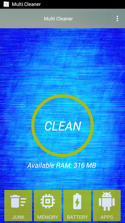 Multi Cleaner- screenshot