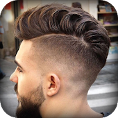 Men hairstyle set my face 2017