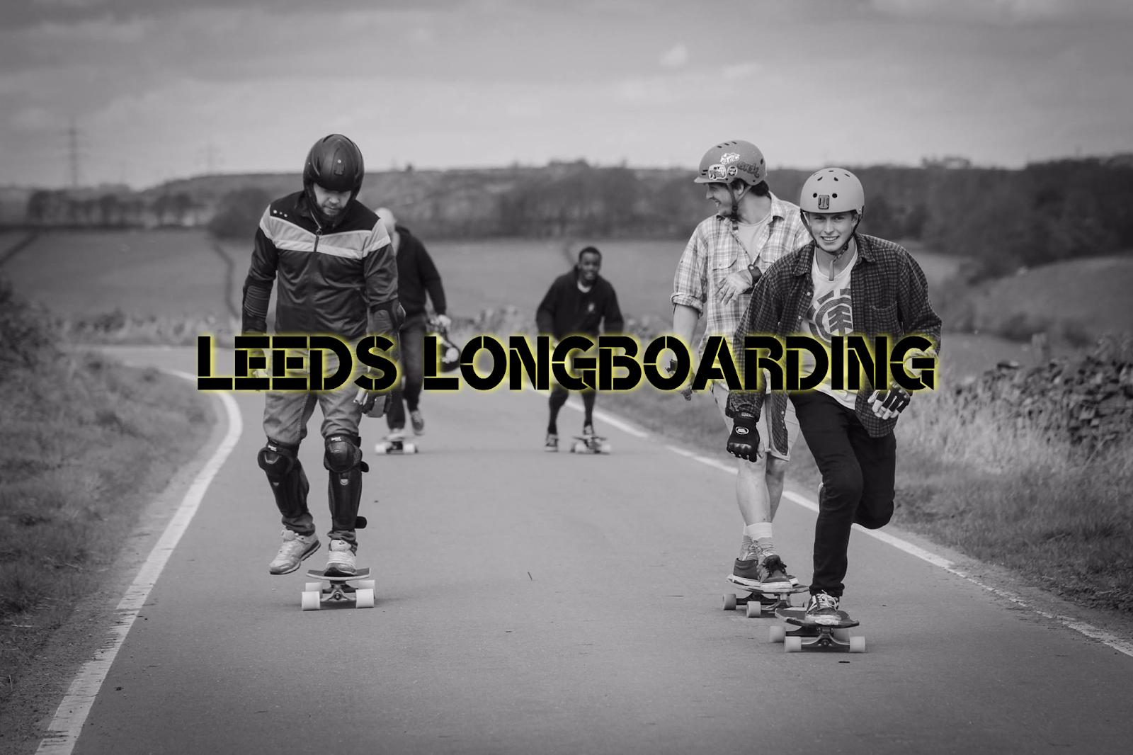 leeds longboarding community