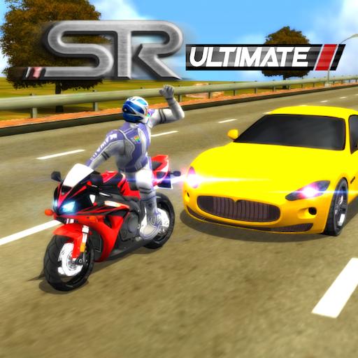 SR Ultimate——公路赛车 賽車遊戲 App LOGO-硬是要APP