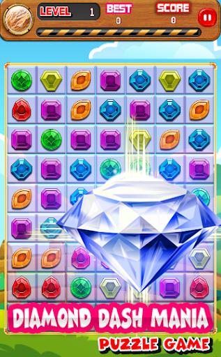 Diamond Dash Star 3 Match