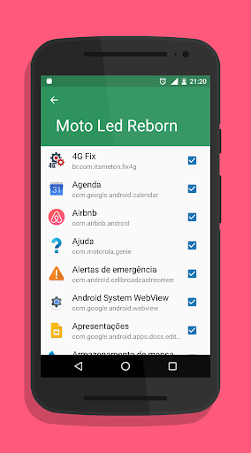 Moto Led Reborn  screenshots 2
