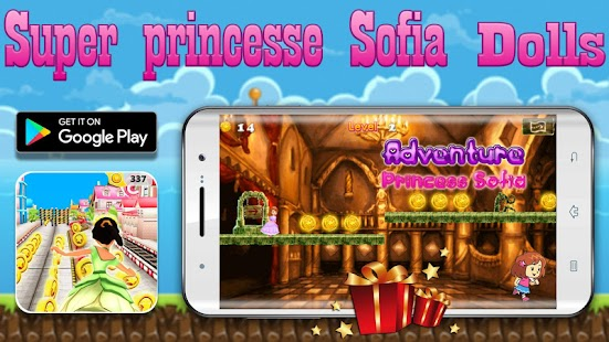 Princess Sofia Little adventure - náhled