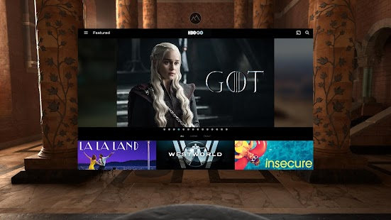 HBO GO VR- screenshot thumbnail