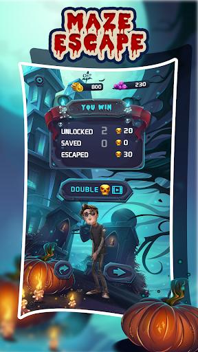Maze Escape  APK MOD (Astuce) screenshots 3