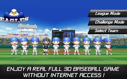 Baseball Star APK screenshot thumbnail 1