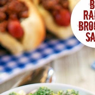 Broccoli Tomato Ranch Salad Recipes