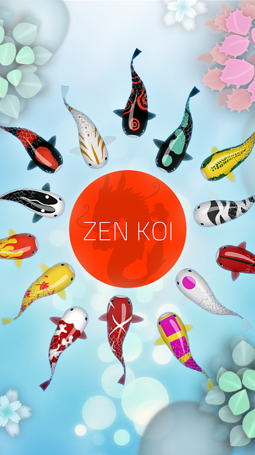 Zen Koi- screenshot