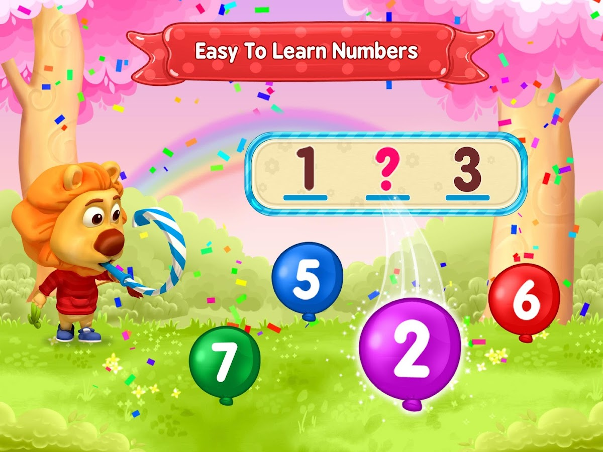 123 Numbers - Count & Tracing- screenshot