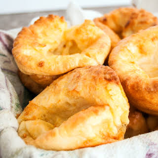 Traditional Yorkshire Puddings.