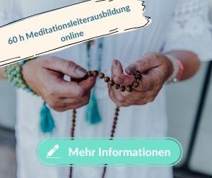 60 h Meditationsleiterausbildung