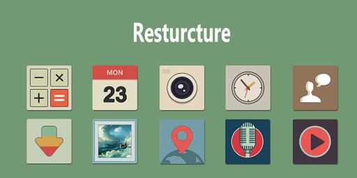 Resturcture-Solo Theme