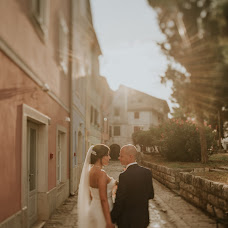 Wedding photographer Kresimir Tadijic (lukart). Photo of 27.09.2017
