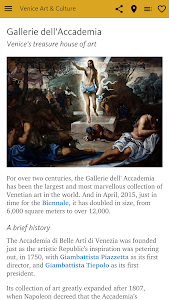 Venice Art & Culture screenshot 7
