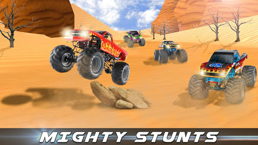 Monster Truck Desert Death Race 1.1 screenshots 7