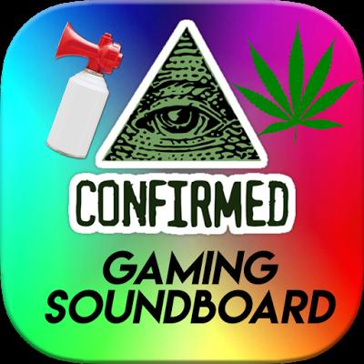 Gaming Soundboard - screenshot