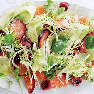 Fruit Salad with Fennel, Watercress, and Smoked Salt Recipe