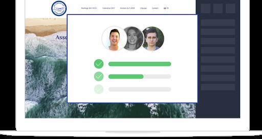 Accompagnement pour créer un site d'avocat