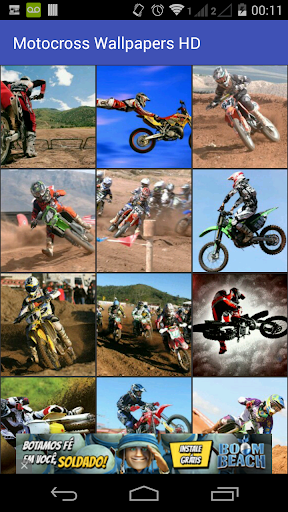 Motocross - Wallpapers HD