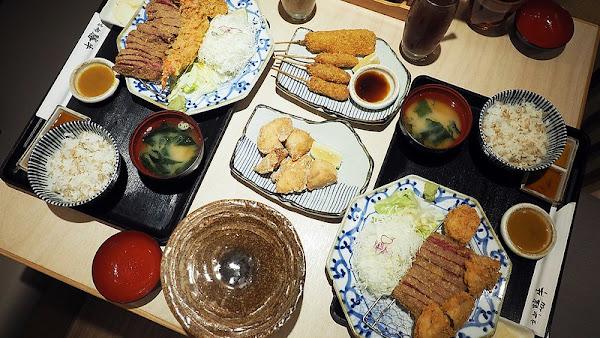 京都勝牛~來自日本現炸60秒的美味!雙人套餐內容與份量有誠意