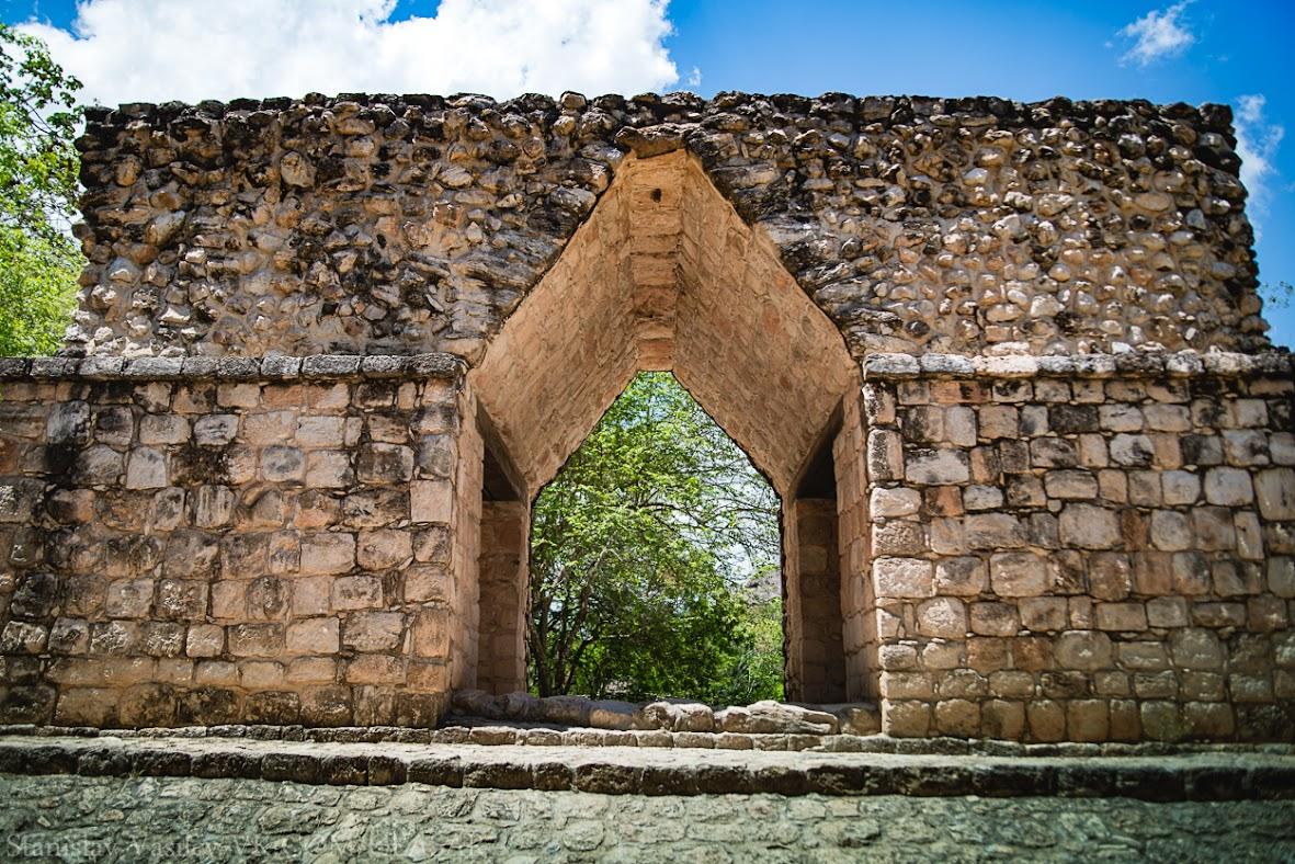 Ворота в Эк-Балам