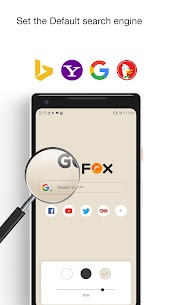 GoFox – Incognito Browser And Private Web Browser App Download For Android 8