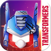Angry Birds Transformers MOD APK 1.51.1 (Infinite Coins After Increased/Jenga Unlocked/No Damage)