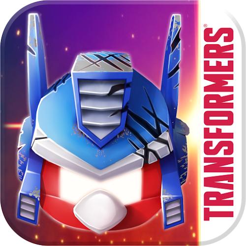 Angry Birds Transformers [Mod Money/Unlock] 2.0.7mod