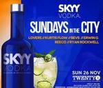 Sundays in the City : Views at Twenty5