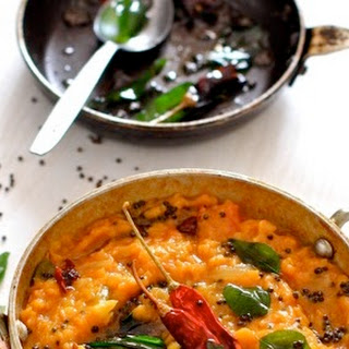 Tadka Dal — Spiced Indian Lentils