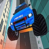 Truck Driving Police Simulator